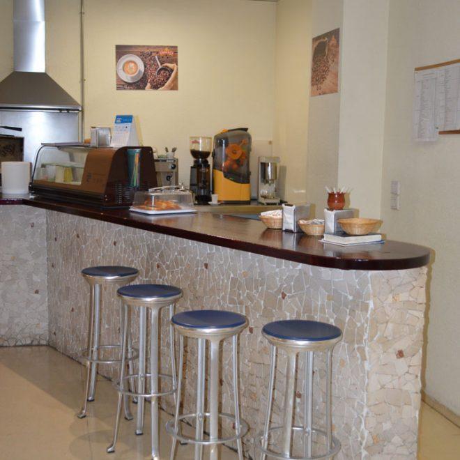 Cafetería 1 TF