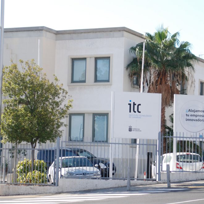 Fachada ITC II Tenerife