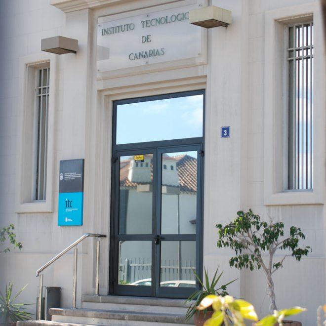 Fachada IV ITC Tenerife