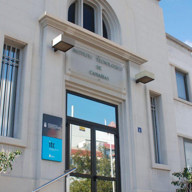 Fachada V ITC Tenerife