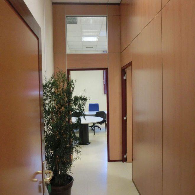 Interior oficina TF