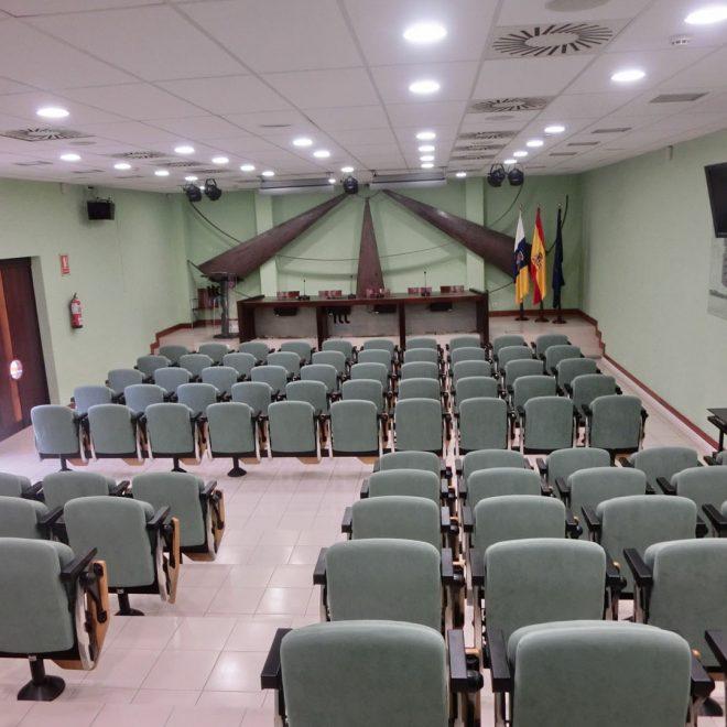 Salón de Actos ITC TF