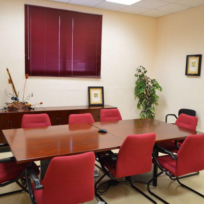 Sala Juntas Emprendedores TF